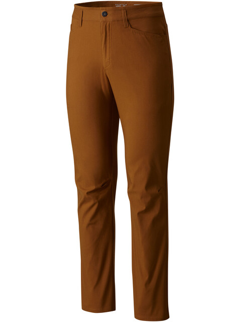 Mountain Hardwear M´s Hardwear AP Pants 5-Pocket Golden Brown
